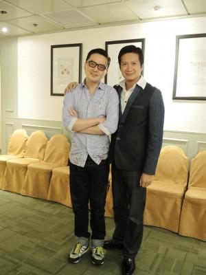 籌辦「智人飯局」之「文化新媒體」:嘉賓:黃耀明先生