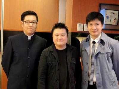 籌辦「智人飯局」之「民主3.0」-- 嘉賓:鍾宏安先生