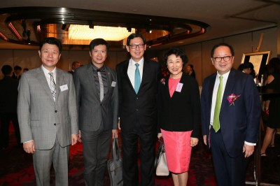 智經研究中心十周年晚宴 Bauhinia Foundation Research Centre 10th Anniversary Gala Dinner