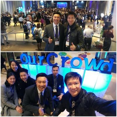 參與香港科技代表團訪問以色列