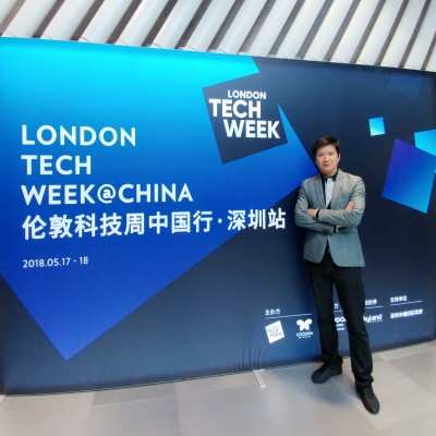 London Tech Week - Shenzhen